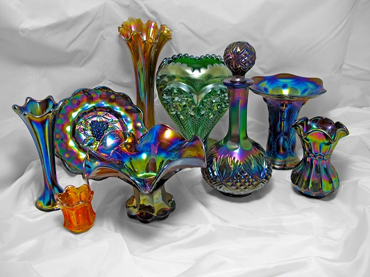 antique Imperial glass for sale