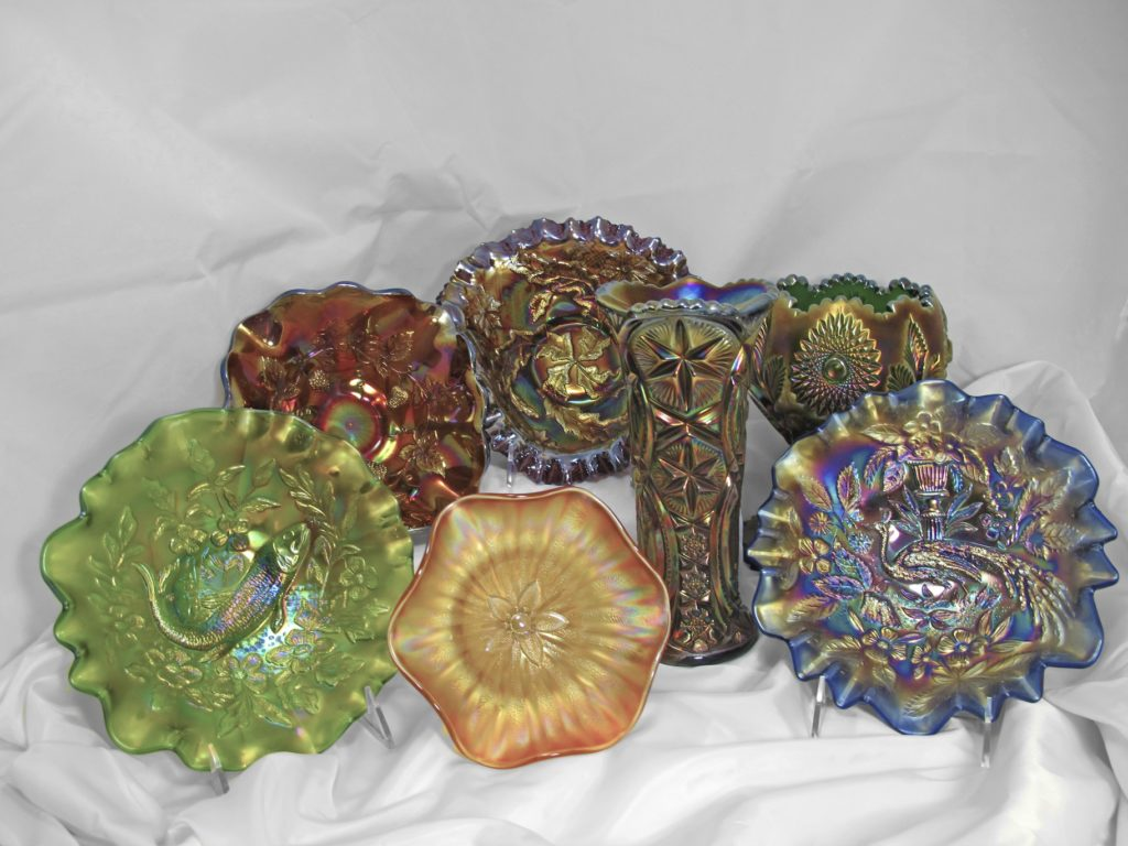 antique millersburg glass for sale at carnivalglass.com