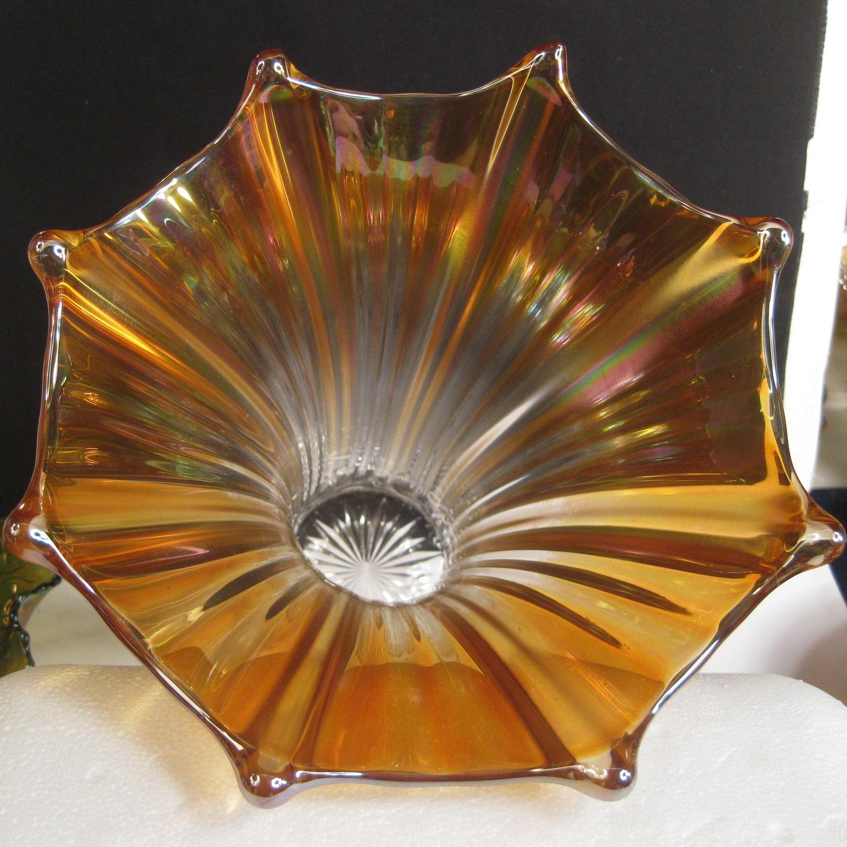 dating carnival glass